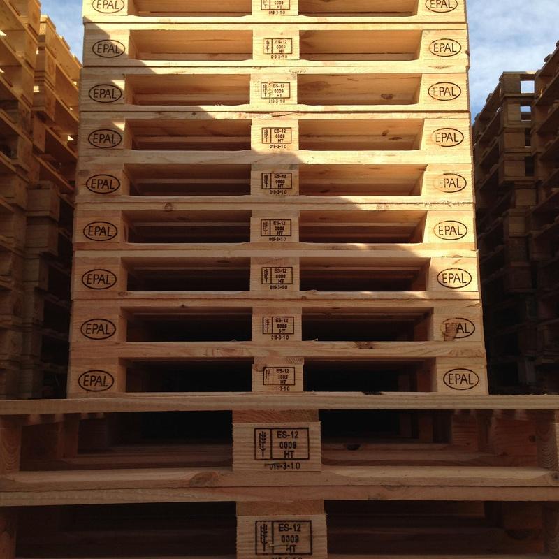 Destacamos: Productos y servicios de Repal - Palets Cuenca, S.L.