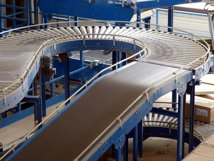 Transportadoras y cintas automatizadas: Servicios de Electromecánica Alzira