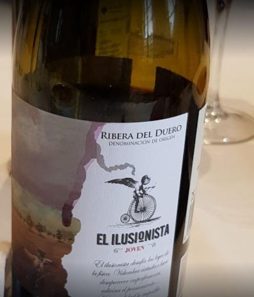 Nuestra bodega de vinos: Nuestro secreto culinario de Restaurante El Cantón