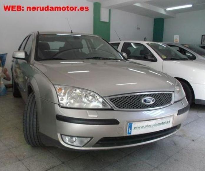 Ford Mondeo 2.0 16V TDCI: Vehículos de Neruda Motor
