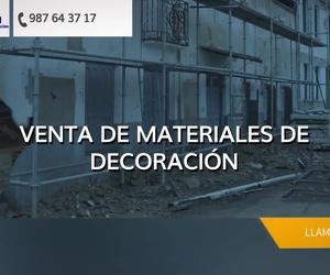 Tiendas de materiales de construcción La Bañeza  Decoraciones Vidal