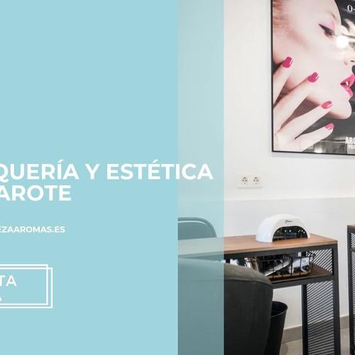 Eliminación de tatuajes Lanzarote | Centro de Belleza Aromas