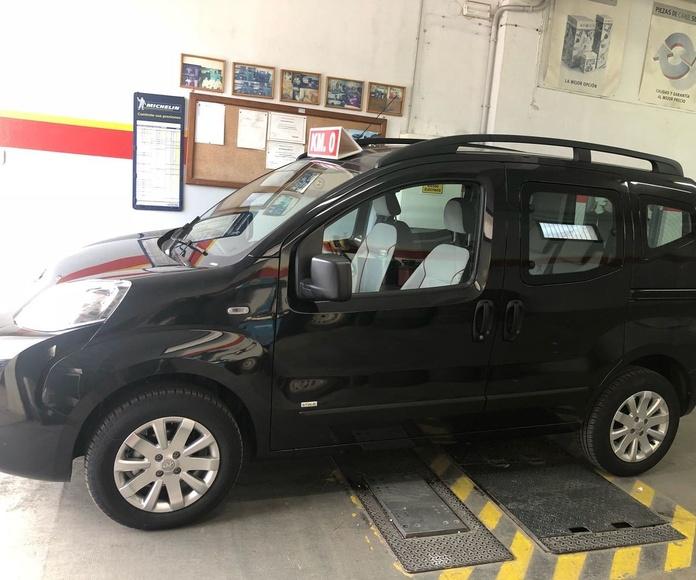 Venta de coches : Servicios de Taller San Fernando Motor