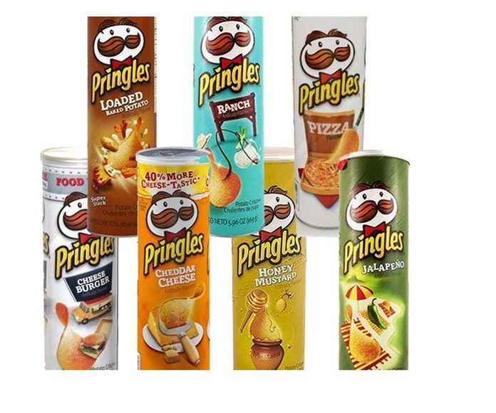 Salsas y snacks: Productos de American Flavor
