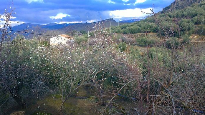 Castillo de Locubín-Sierra Sur de Jaén.