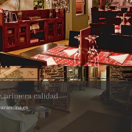 Dónde comer en Sober | Restaurante A Cantina