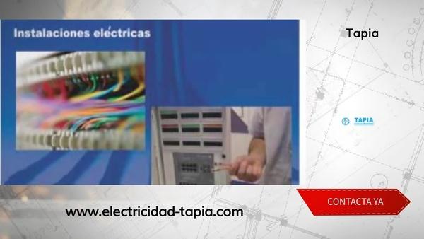 En montajes eléctricos en Guipúzcoa, Tapia Instalaciones le presentará siempre el presupuesto más económico
