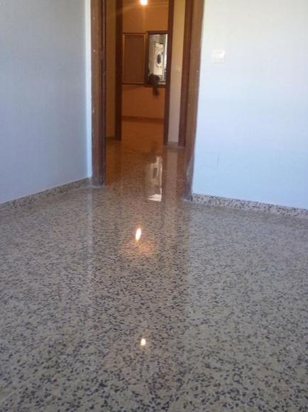 Restauración del suelo: Servicios de Pulidos y Vitrificados García de la Fuente