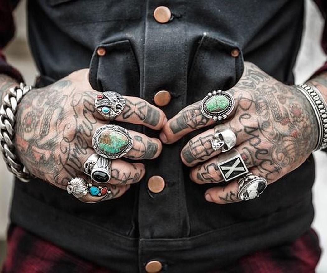 ¿Cuáles son los tatuajes que más se hacen?