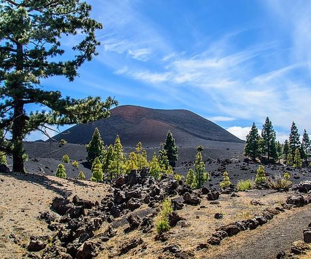 Actividad sísmica y orografía en Tenerife