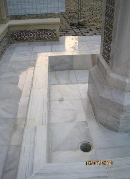 Pulido y brillo de fachadas de mármol : Servicios  de Pulimentos Velasco