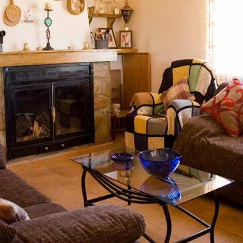 Reservas: Catálogo de Casa Rural El Gorros