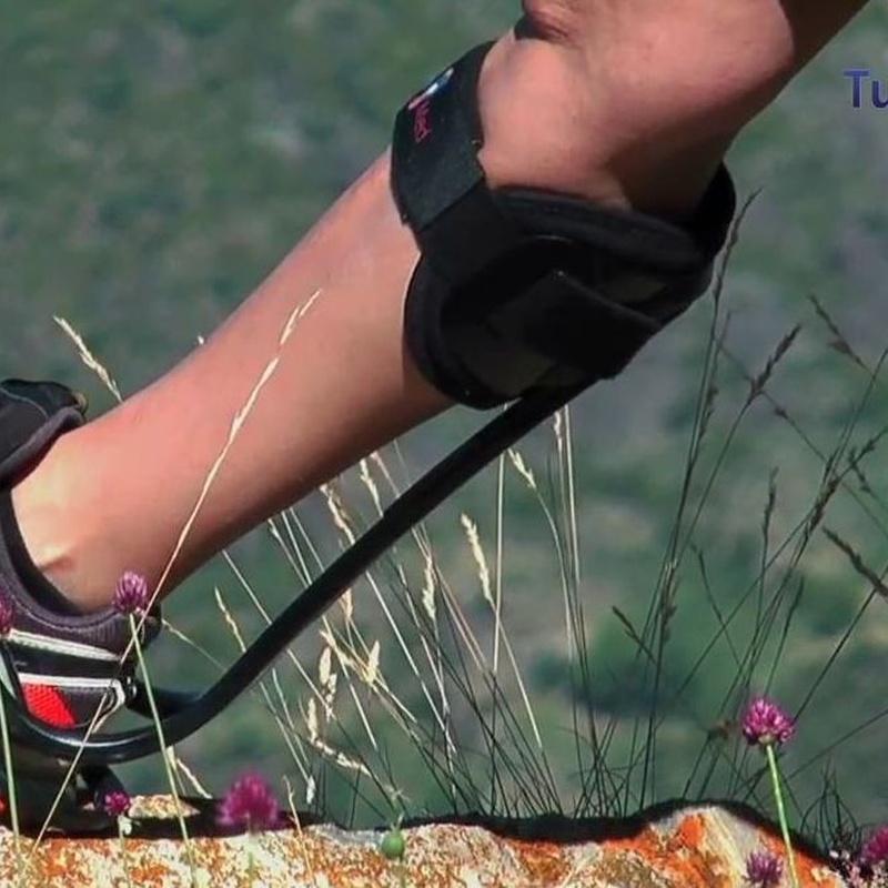 Órtesis dinámica para pie caído: Catálogo de Ortopedia Bentejui