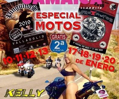 10, 11, 12, 13, 17, 18, 19 y 20 DE ENERO: ESPECIAL MOTOS