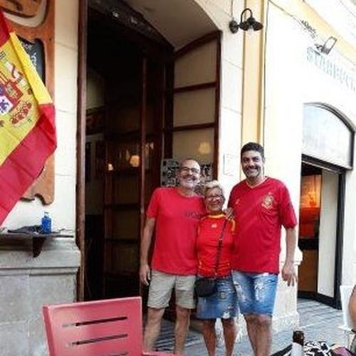 Bar de tapas en Málaga | Café Calle de Bruselas