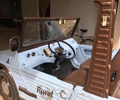Rehabilitación coches clásicos