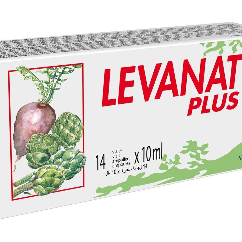 LEVANAT VIALES de venta en tu centro de dietética Naturhouse Moratalaz