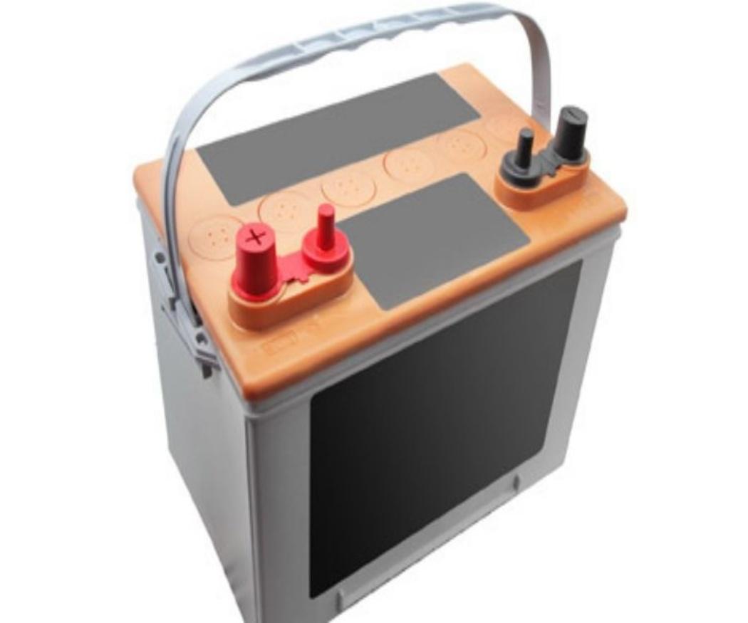Las baterías recicladas para los coches