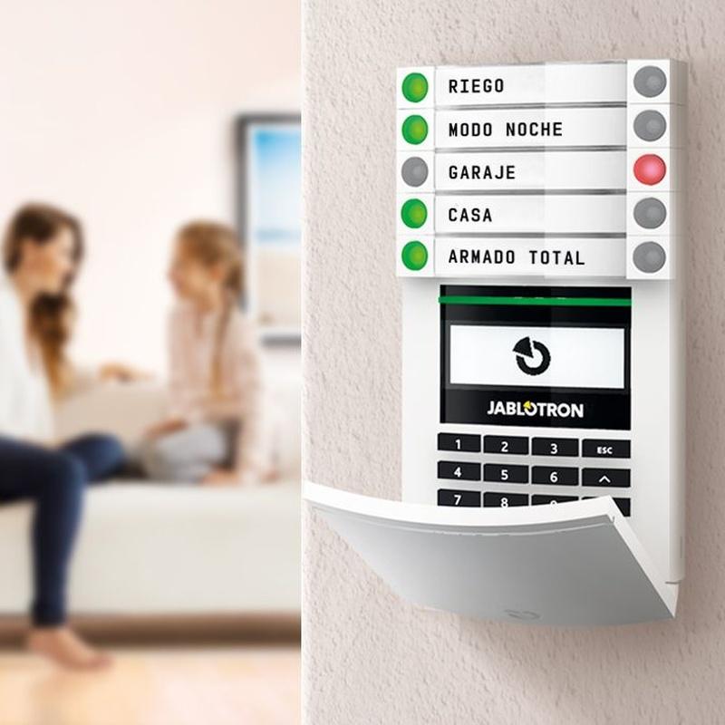 Alarmas para casas: Productos de Vian Segur
