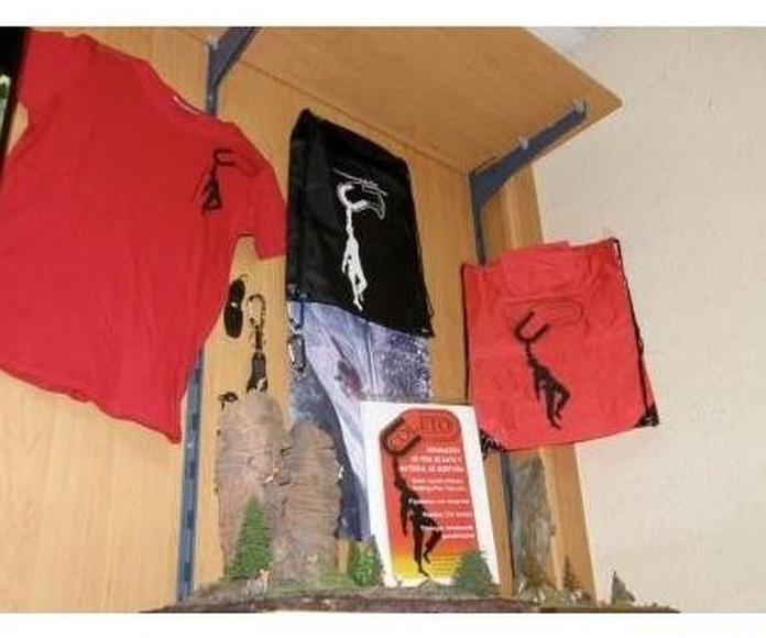 Para escaladores: Servicios de Coleto
