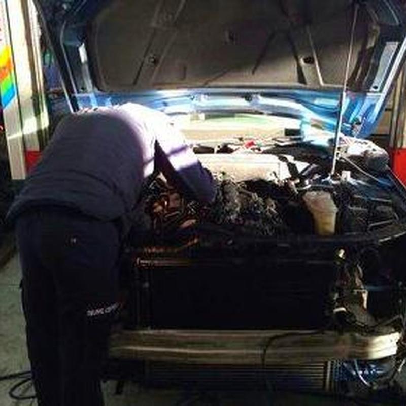 Mecánica: Servicios de Talleres Portillo