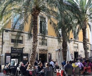 Restaurante de cocina tradicional en Alicante