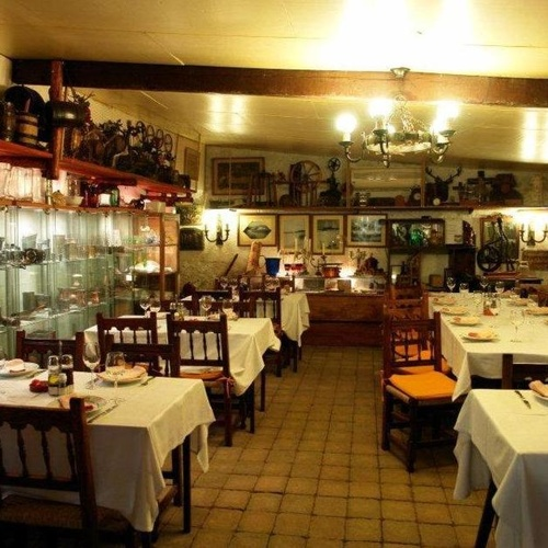 El Paller, restaurante de ambiente familiar en Premià de Mar