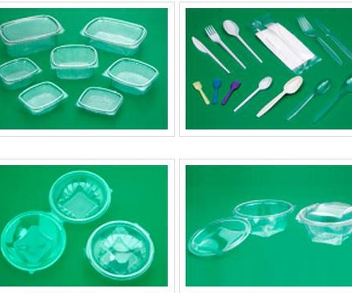 Plástico: Catálogo de Foilsan, S.L.