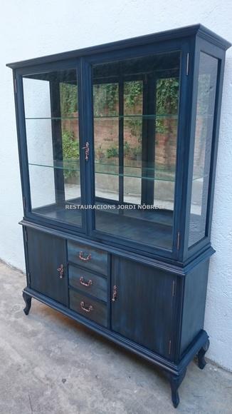 Restauración muebles vintage en Barcelona