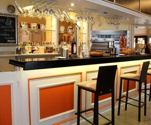 Interior de nuestro restaurante en Tetuán, Madrid