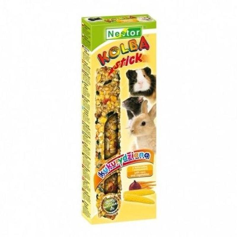 Sticks kolba para roedores 115gr: Para tu mascota de New Art Can