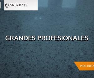 Abrillantado de suelos en Asturias | Pulidos Rubí
