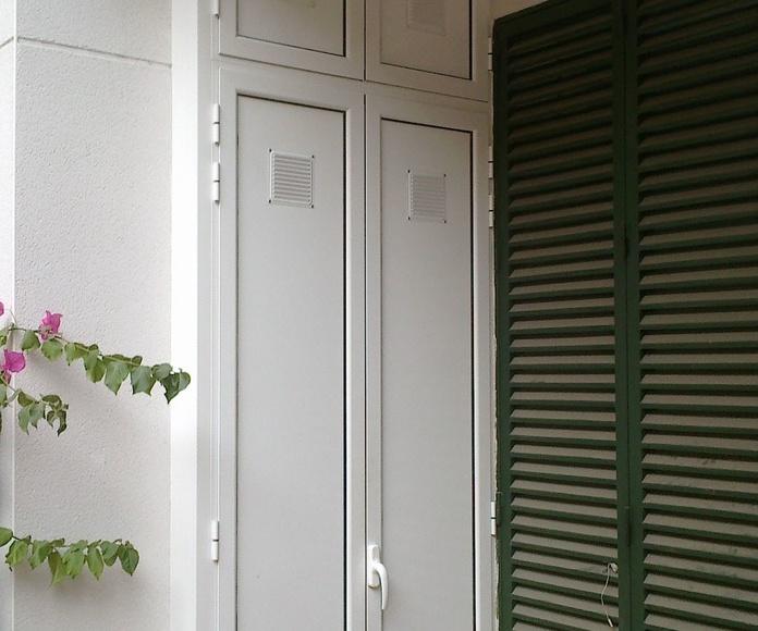 Carpintería de aluminio en Sant Martí, Barcelona
