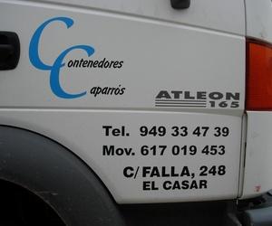 Contenedores Caparrós
