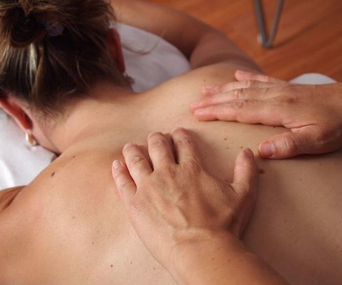 Fisioterapia: SERVICIOS de Cevi