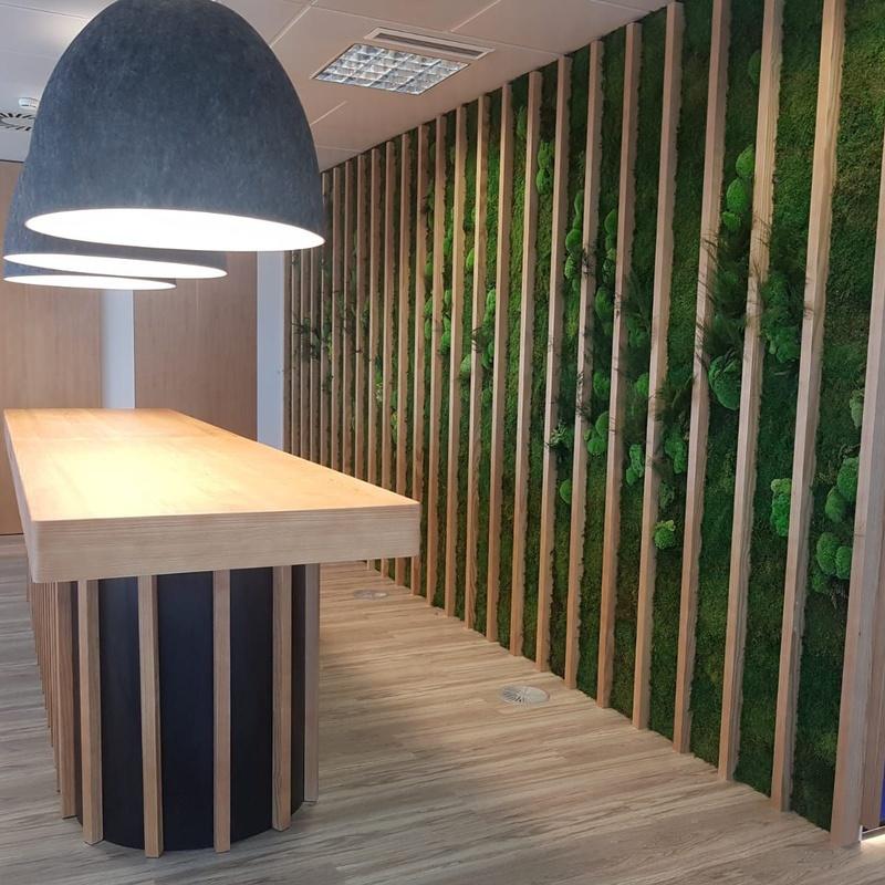 Decoración completa en madera: Productos y servicios de Persiman