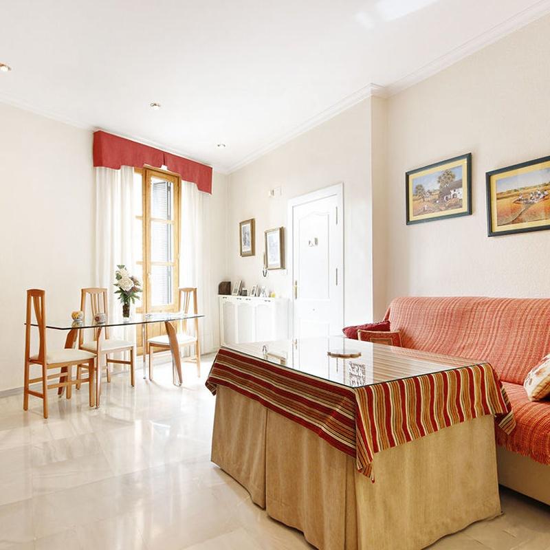 Piso alquiler de 2 dormitorios, en pleno centro, junto Angel Ganivet: Inmuebles de JP Inmobiliaria
