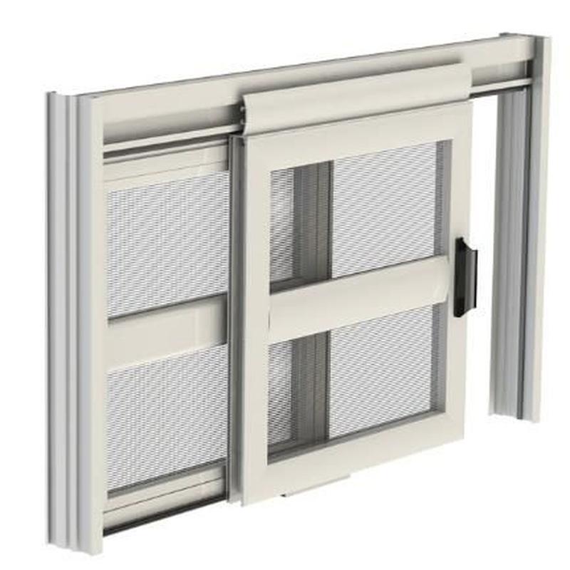 Otros modelos de mosquiteras: Productos de Aluminios Quatro