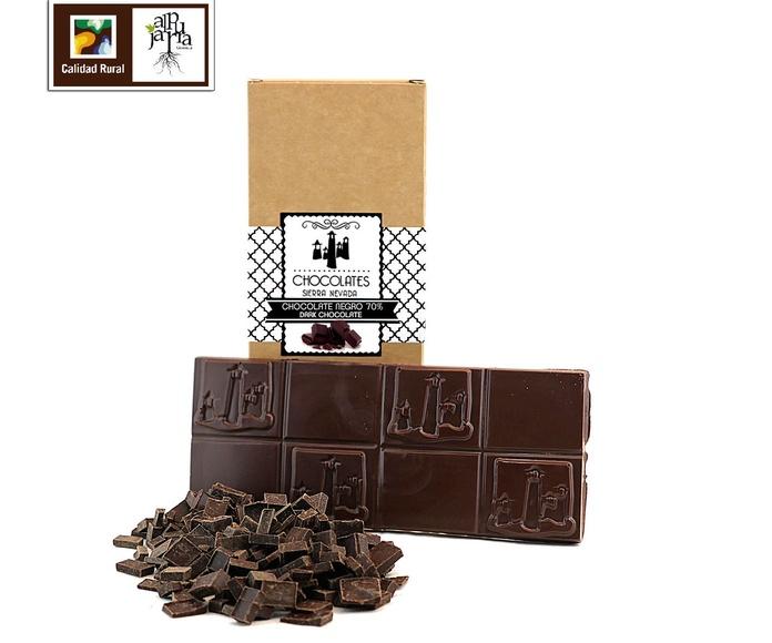 chocolate negro 70%