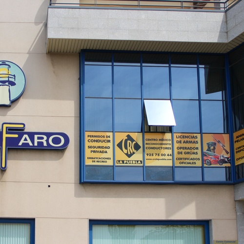 Reconocimientos en Fuensalida