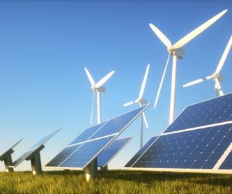 Proyectos y estudios energéticos: Servicios de Hermanos Ratón