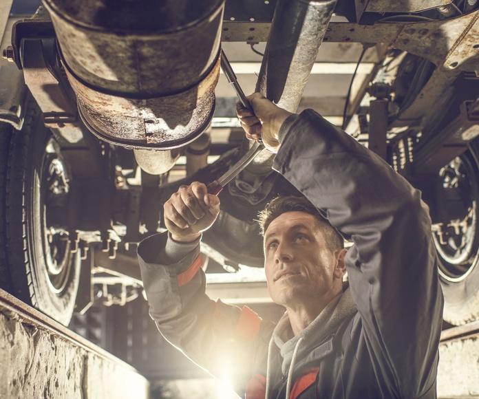 Mecánica en general: Nuestro taller de Talleres Óscar