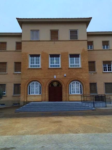 Colegio San Gabriel (ZUERA- ZARAGOZA)