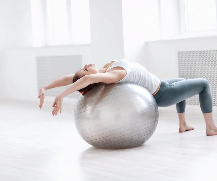 Clases de Pilates: Tratamientos de Centro de Fisioterapia Galán