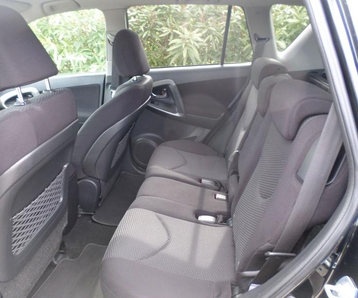 TOYOTA RAV 4 2.2 DIESEL 2009 12900 €uros: Servicios de reparación  de Automóviles y Talleres Dorado