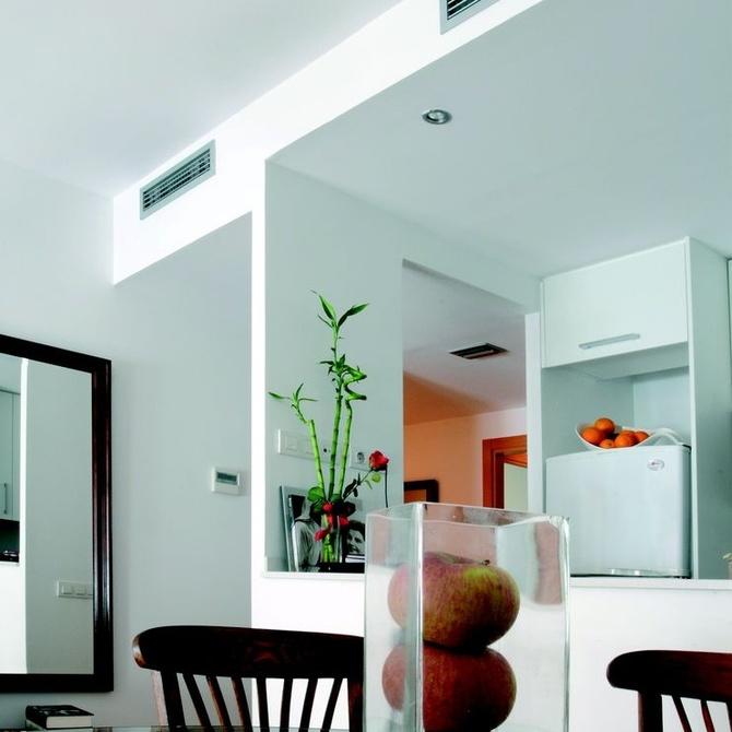 Ahorro energético en los sistemas de aire acondicionado