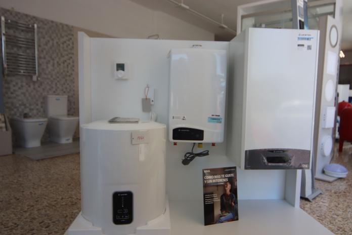 Suministros de fontanería: Suministros y servicios de Fontanería HLC