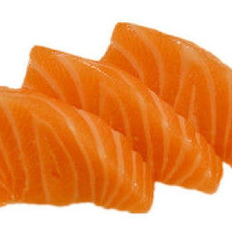 Sashimi salmón: Menús de Kiniro Sushi