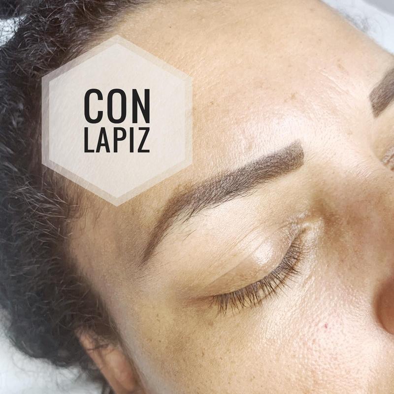 Diseño y lifting de cejas: Servicios  de Centro de mirada Lolita Fernándes