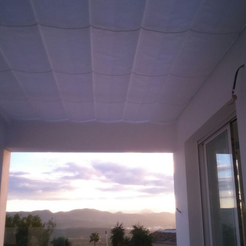 Installation of awnings in Gandía | Mk Toldos